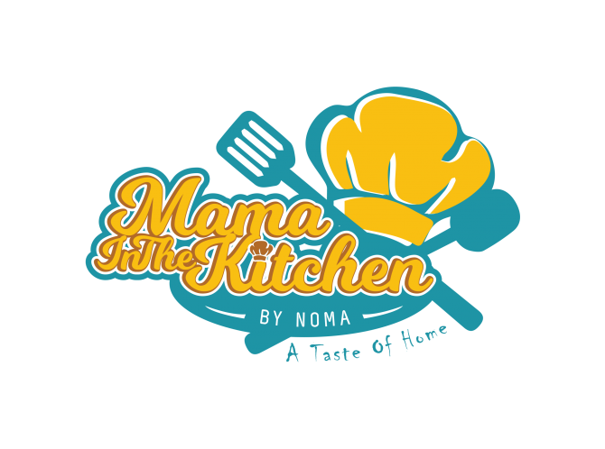 Mama In The Kitchen Logo